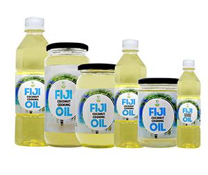 Coconut Cooking Oil Fiji